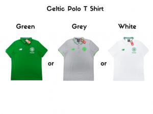 Celtic Polo T Shirt