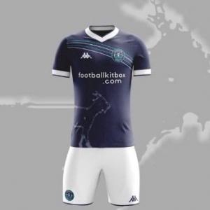 caversham united football shirt