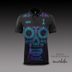 Dia De Los Muertos GK shirt